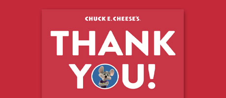 A preview of a general thank you card